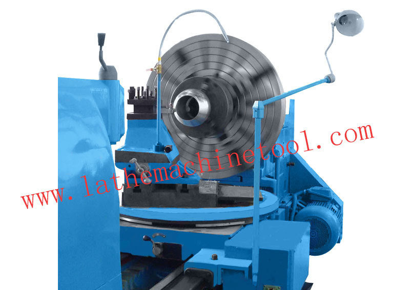 High quality spherical turning lathe for turning a ball
