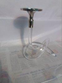 Acrylic Candle Holder