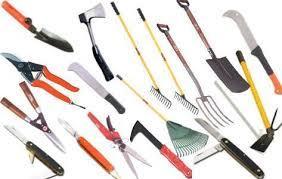 Garden Equipments & Machinary