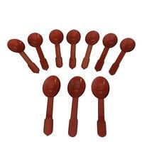Crystal Plastic Spoon