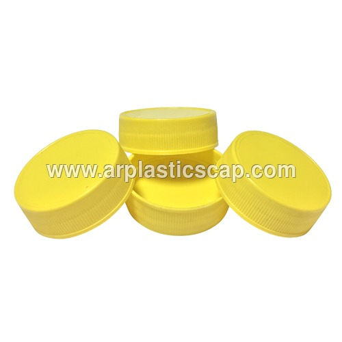 38 mm Plain Jar Cap