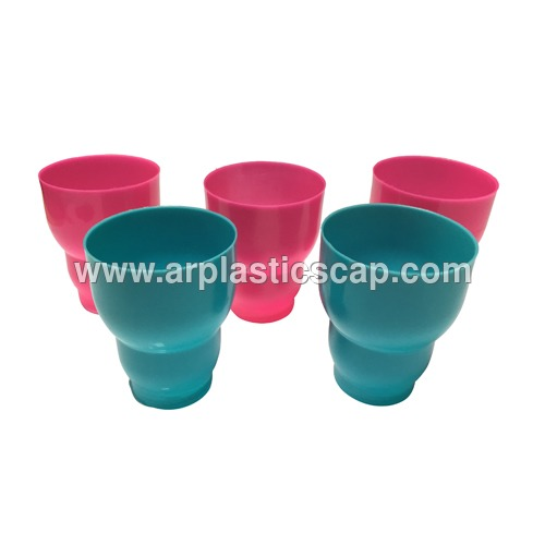 38 mm Plastic Glass Cap