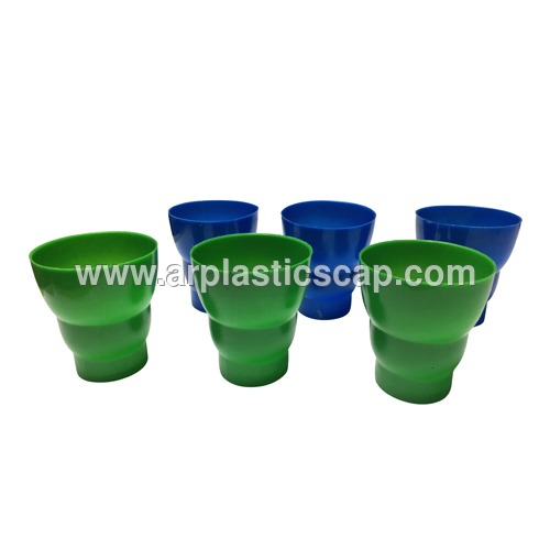 46 mm Plastic Glass Cap