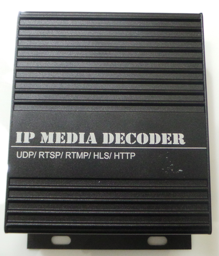 HDMI & VGA Output Decoder