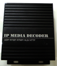 HDMI & VGA Output Video Decoder
