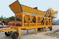 portable batching plants