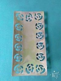 Designer Silver Trays