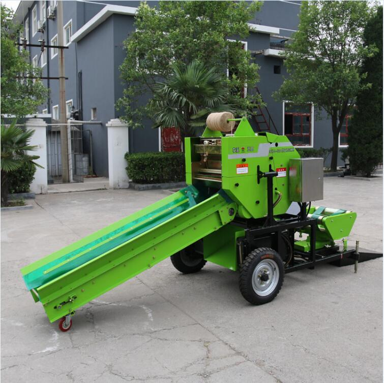 Silage baler for sale in pakistan automatic baler