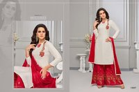 Beautiful Rayon Cotton Ladies Suits