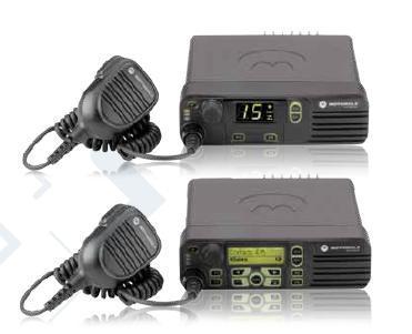 Motorola XIR M8268 Mobile Two-Way Radio