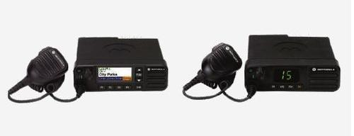 Motorola XIR M8668 Mobile Two-Way Radio