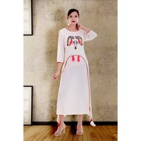 Latest Designer Long Kurti