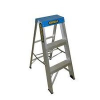 aluminium 3 step ladder