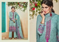 Ladies Digital Printed Cotton Suits