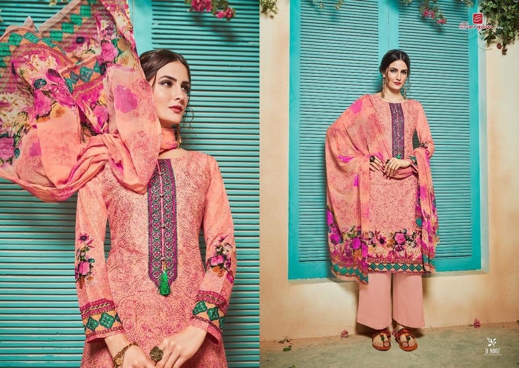 Ladies Digital Printed Cotton Suits