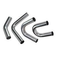 3 Aluminium Bends