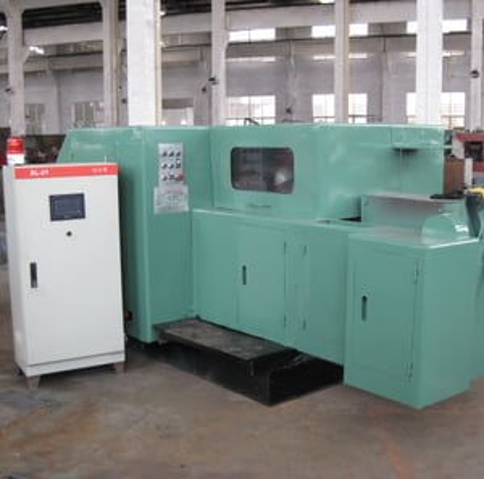 High production efficiency valve production line