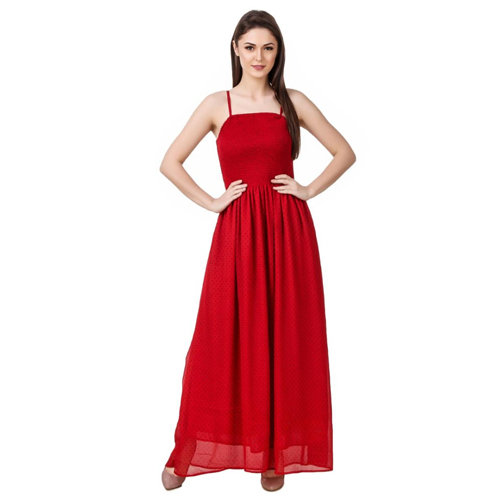 aa7adb6b319 Ladies Floor Length Gown Manufacturer