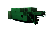 Low scrap rate hot forging brass machines