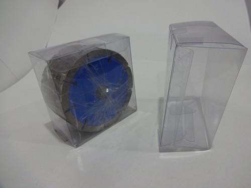 Rigid PVC box