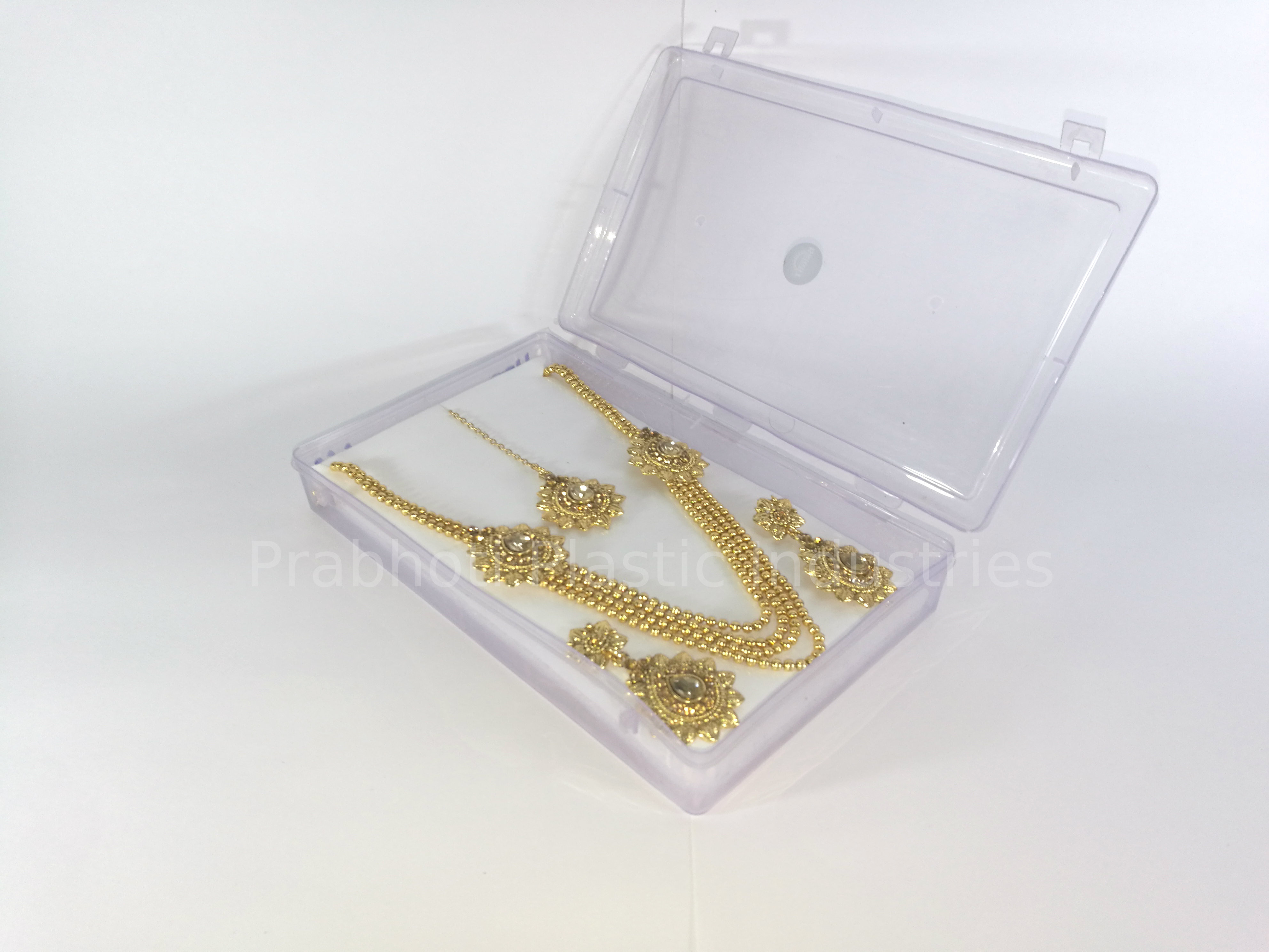 Transparent Plastic box Kwality Series