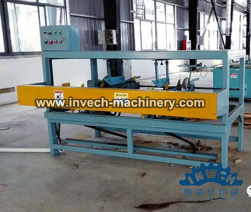 Wood Board Cutting Saw Machine