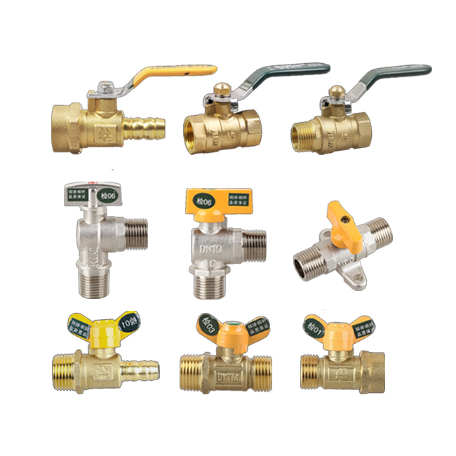 Good consistency brass ball valve machines
