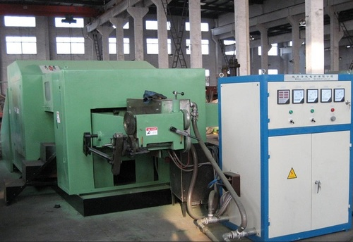 High production efficiency copper valve production line