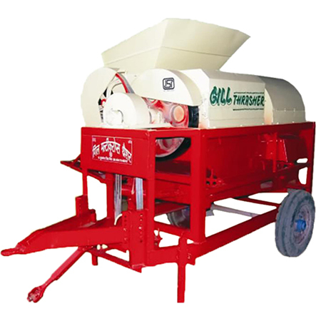 Wheat Multi Crop Hopper Thresher