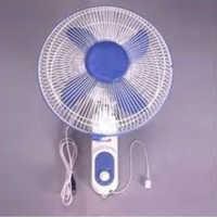 Bldc solar Wall Fan
