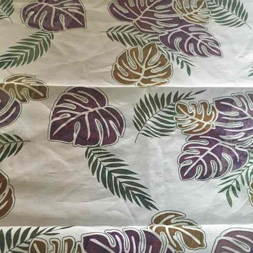 Printed Brasso Fabric