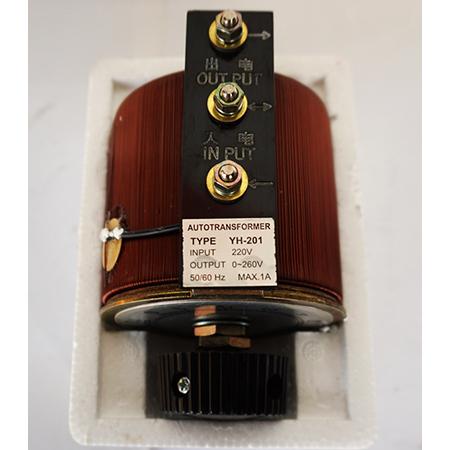 11 V Single Phase Variable Transformer