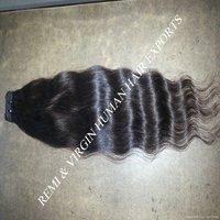 Virgin Unprocessed Human Hair