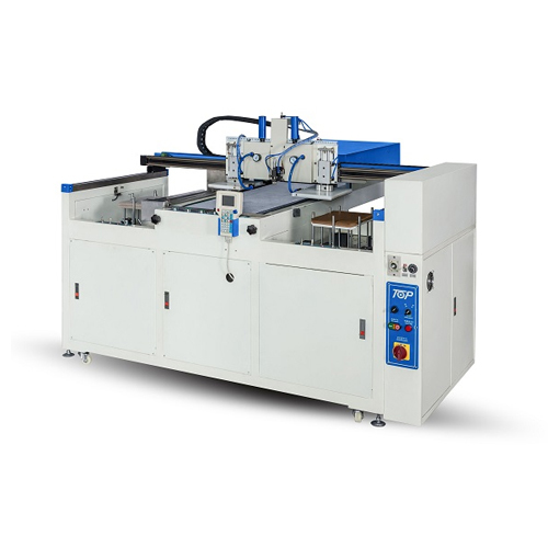 Gluing Attaching Machine
