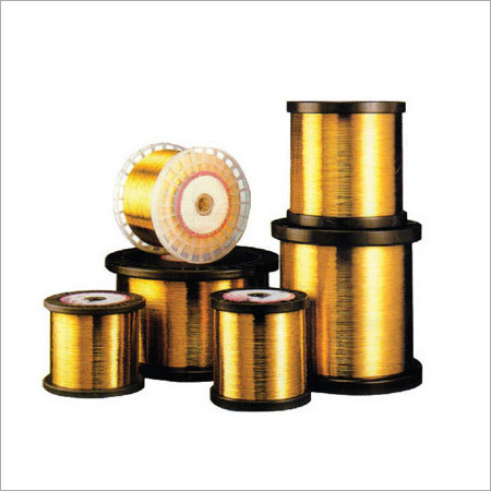 Coated EDM Brass Wire