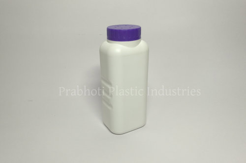 100gm Square Powder Bottle