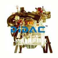 Petrol Direct Injection Engine