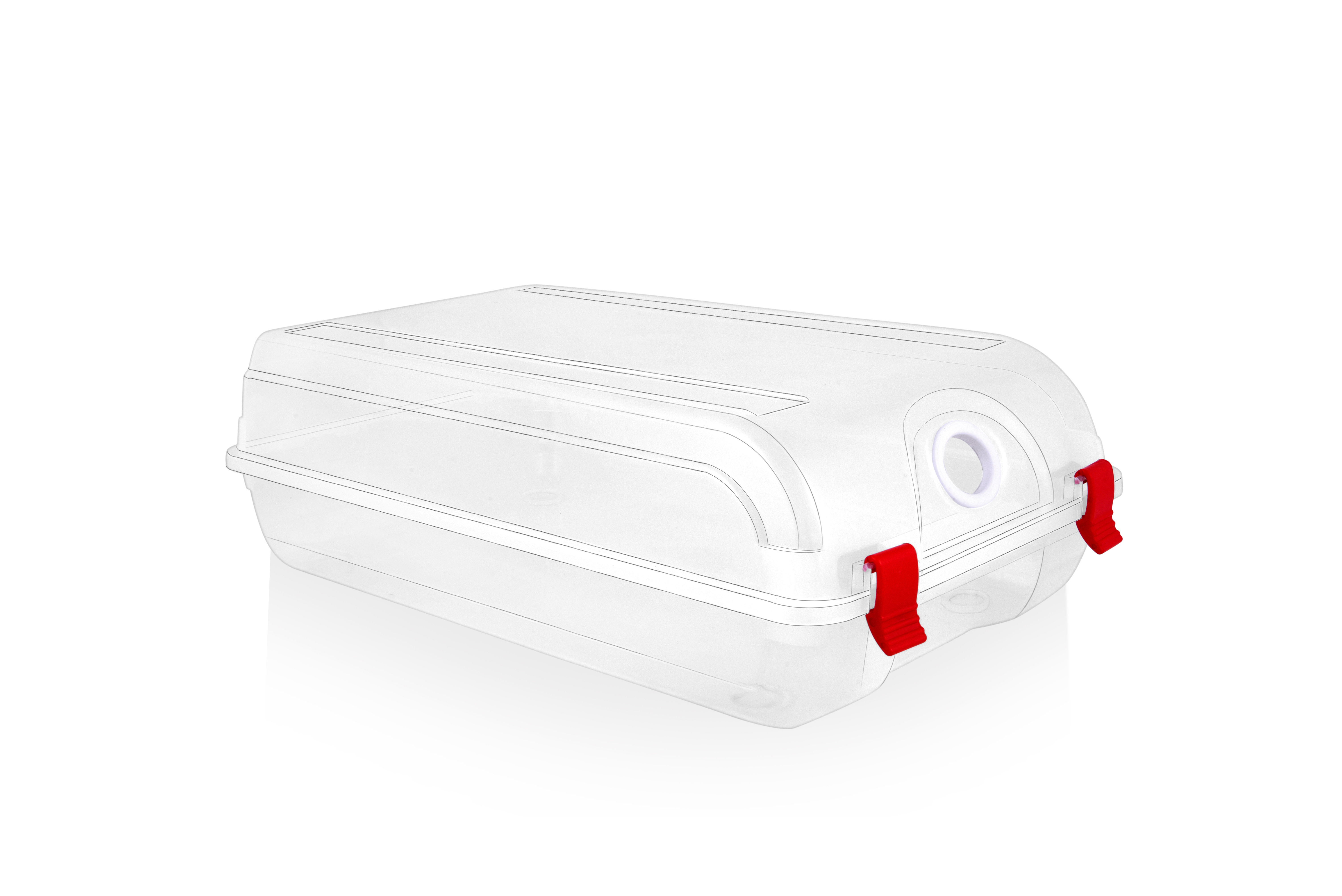 Footwear Packing Container