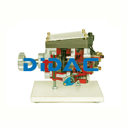 Radial Piston Distributor Injection Pump