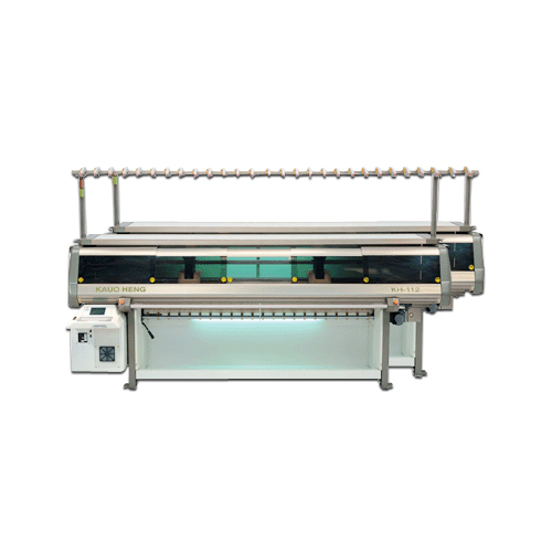 Flat Knitting Full Jacquard Machine
