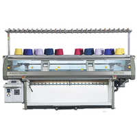 Flat Knitting Machines