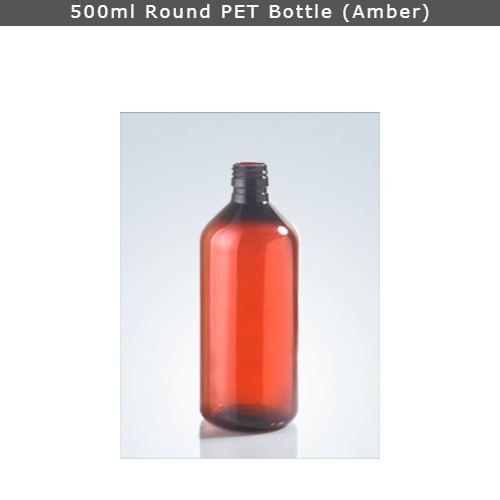 500ml Pharma Pet Bottle