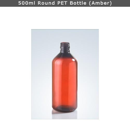 500ml Pharma Pet Bottle