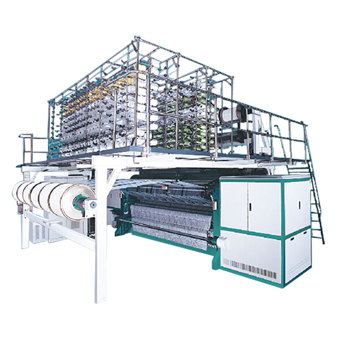 Automatic Multi Bar Raschel Machine