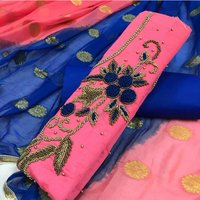 Designer Suit ( Unstitiched Dress Material )