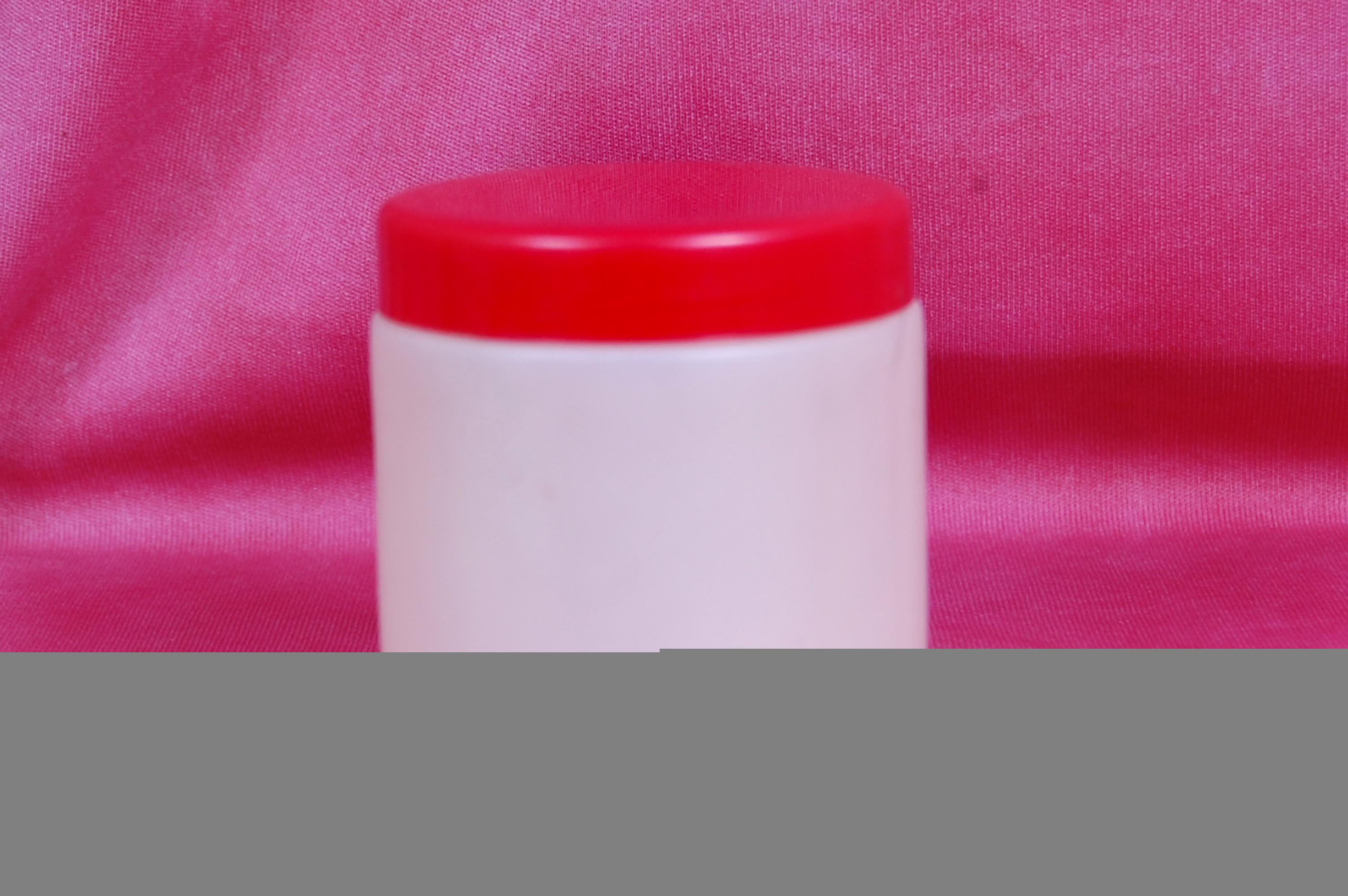 Double Wall Cream Jar