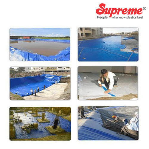 Supreme Civil Engineering and Construction Site Sheet Cover