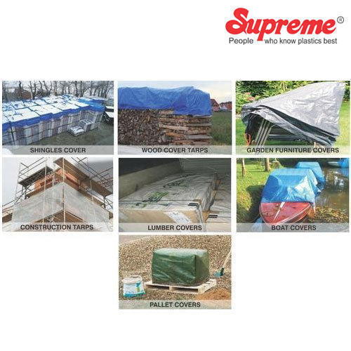 Supreme Packaging Applications Cover Sheets