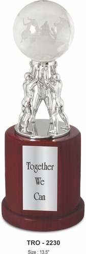 Trophy Together We Can