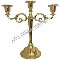 Royal Brass Candle Stand